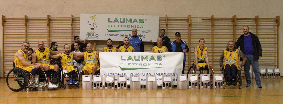 Laumas Elettronica Gioco Parma asd, corsara in terra ligure
