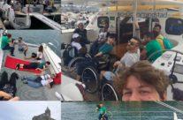 """""""Lo Spirito di Stella"""" sul catamarano ospita l'Anmic e la Gioco"""
