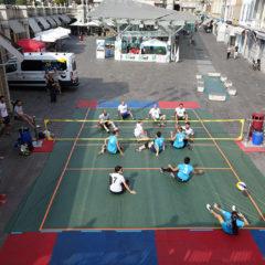 Con US Acli anche il sitting volley in Ghiaia