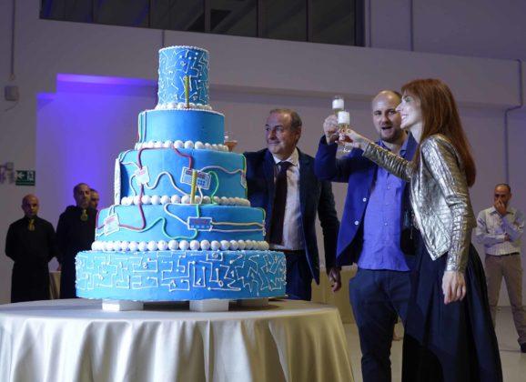 Laumas Opening Party: una meraviglia