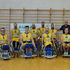 BASKET: LAUMAS GUIDA LA CLASSIFICA