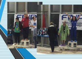 Nuoto: la prima performance della nuova stagione agonistica
