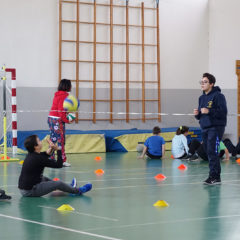 SITTING VOLLEY: progetto scolastico europeo di inclusione sociale