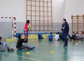 SITTING VOLLEY: progetto scolastico europeo di inclusione sociale