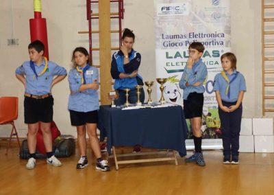 2018-10-21 Torneo Laumas SCOUT premiazione