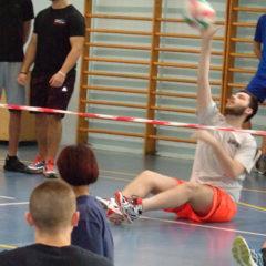 Il sitting volley piace agli studenti