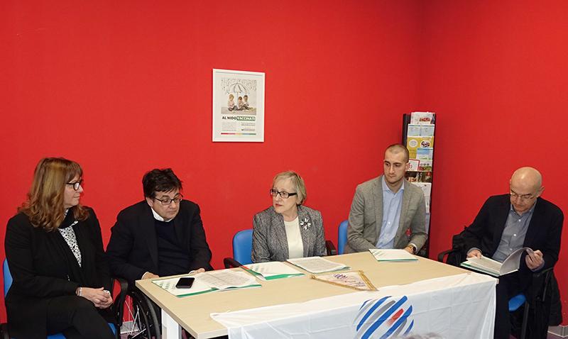 Luca Pancalli ufficializza la collaborazione tra CIP e AUSL di Parma