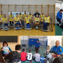 Basket: a scuola e a Reggio Calabria