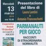 Parmanauti a Noceto: vi aspettiamo!