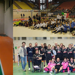 3a Coppa Rotary: Sitting Volley in crescita