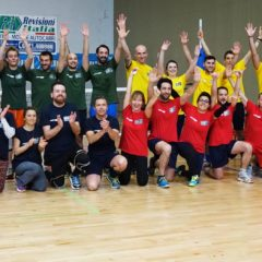 CRESCE IL SITTING VOLLEY