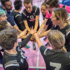 Sitting volley: promosse le ragazze