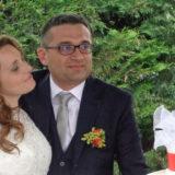 Marco e Cecilia: novelli sposi