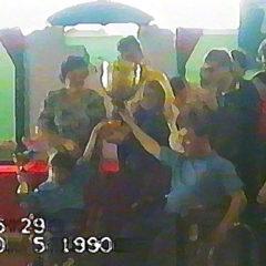 Com'eravamo… 1990 (premiati i nuotatori)