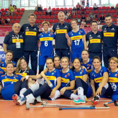 Sitting volley: argento europeo e Tokio 2020