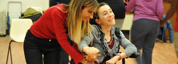 Danceability entusiasma i volontari