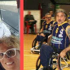 HOCKEY  wheelchair  BASKET