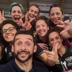 CEDACRI Sitting Volley Giocoparma: bronzo in Coppa Italia
