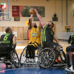 WHEELCHAIR BASKET: una bella gara