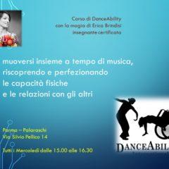 DanceAbility: il via al 7 novembre