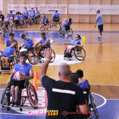 Candido Junior Camp: a tutto basket!