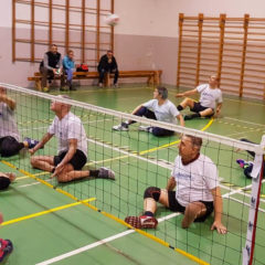 Il sitting volley su Parma Magazine