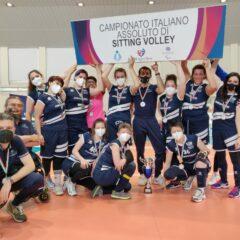 CEDRACRI SITTING VOLLEY GIOCOPARMA  VICECAMPIONE D'ITALIA